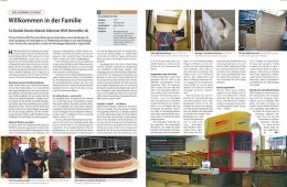 Artikel im Holzkurier